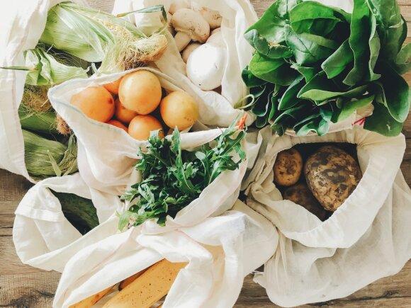 Patarimai, kaip sumažinti maisto švaistymą namuose
