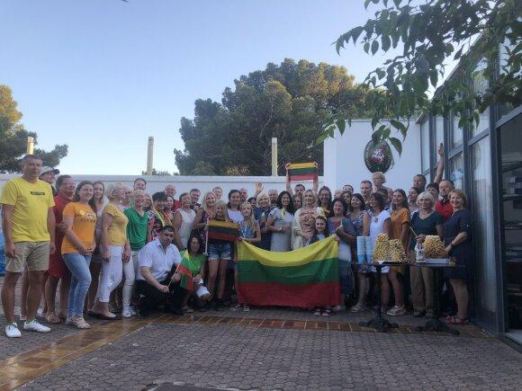 Mindaugo Karūnavimo dienos minėjimas prie Lietuvos Garbės konsulato Kroatijoje