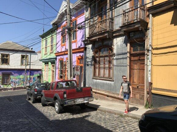 Lietuvių kelionė į Patagonijos regioną