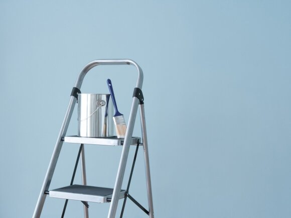 Pasiruošimas namų remontui: pirmieji žingsniai