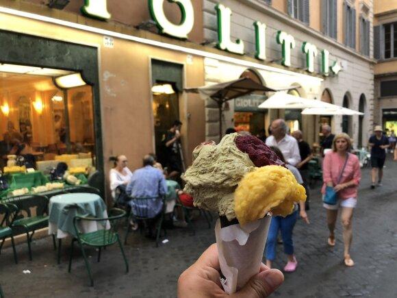 Ledainė Romoje