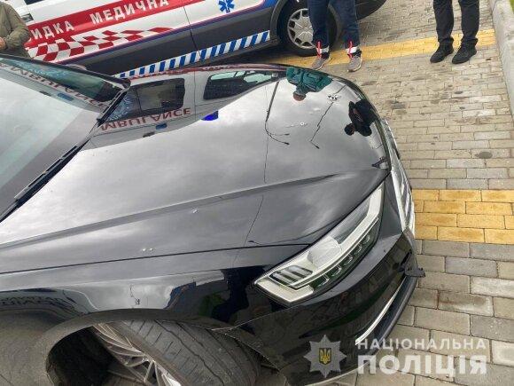Ukrainos policijos nuotr.