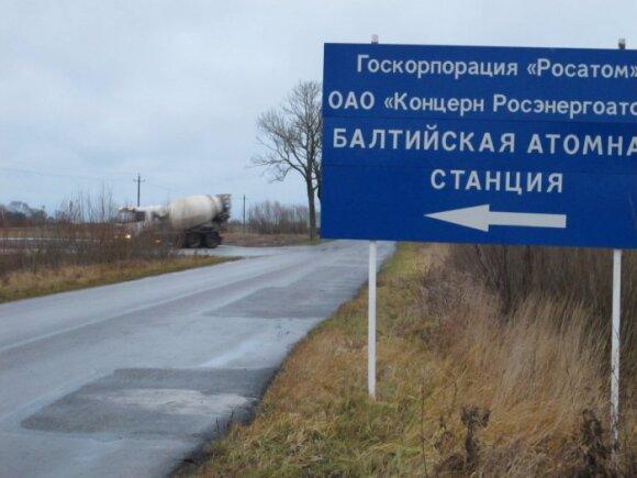 Baltijos atominė elektrinė Sovetske, Kaliningrade
