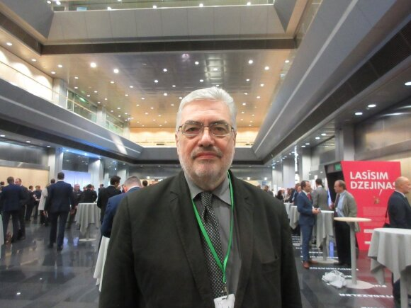 Павел Фельгенгауэр (Фото: Наталья Фролова)