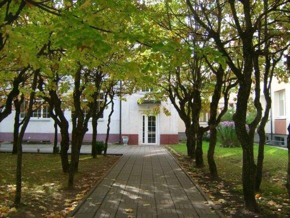 Adolfo Ramanausko-Vanago gimnazija (Loretos Baliukynienės nuotr.)