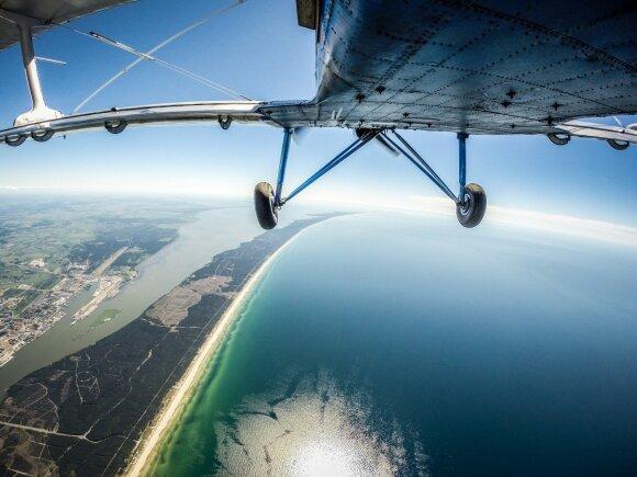 Lietuvos aviatoriai šaukiasi pagalbos: aerodromai gali atsidurti ant aukciono stalo