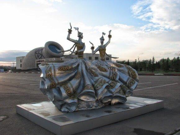 Akimirkos Kazachstane