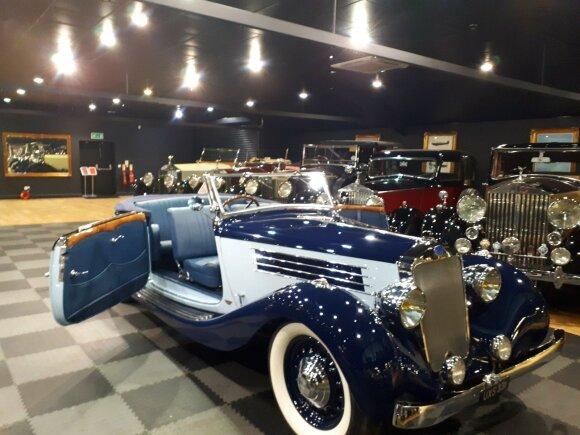Klasikiniai automobiliai