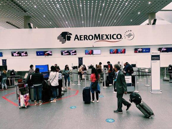 Pigūs bilietai lietuvius vilioja spjauti į karantiną: lėktuvai pilni, o bilietai išperkami akimirksniu