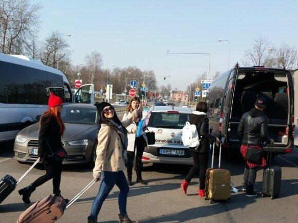 """Звезды собираются в Вильнюсе на день рождения """"Русского Радио"""""""