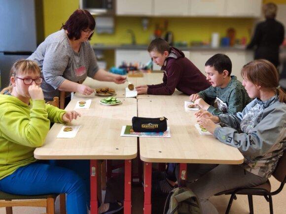 Vos metus trukę užsiėmimai padėjo intelekto sutrikimą turintiems vaikams: jie tapo atviresni ir nebijo bendrauti