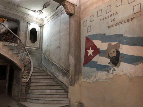 Beyonce lankytos vietos Kuboje