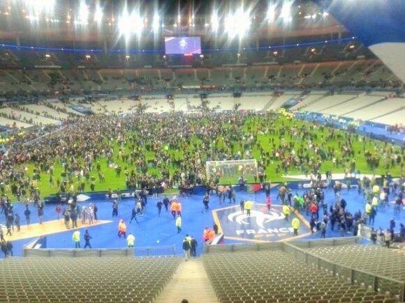 Prisiminė siaubingą vakarą Paryžiaus stadione: pirmą kartą mamai pasakiau, kaip ją myliu