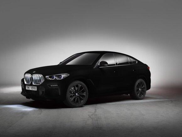 BMW Frankfurto parodoje parodys išskirtines spalvas, modelius ir ateities viziją