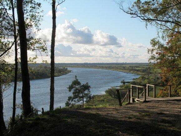 Vaizdas nuo Rambyno kalno