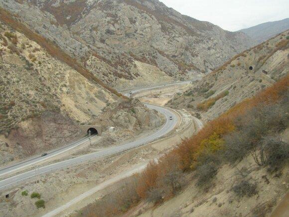 Nepamirštamą kelionę traukinu po Iraną apkartino organizatorių melas: dosniai apmokėta pasaka liko tik pažaduose