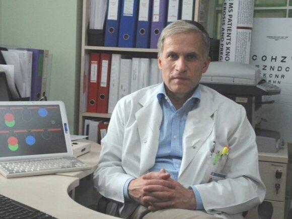 Dėl galvos svaigimo pas gydytojus apsilankiusi alytiškė vis dar netiki diagnoze
