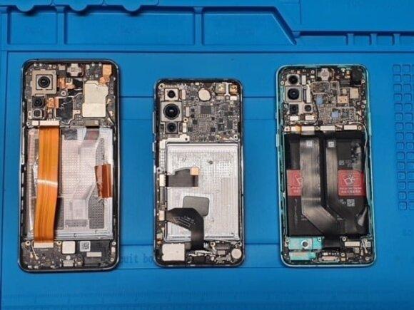 Kinijos gamintojų telefonai turi kibernetinio saugumo spragų. KAM/Shutterstock nuotr.