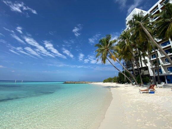 """Saulės pasiilgę lietuviai """"šluoja"""" keliones į Maldyvus: vilioja ne tik saugus poilsis, bet ir stipriai sumažėjusios kainos"""