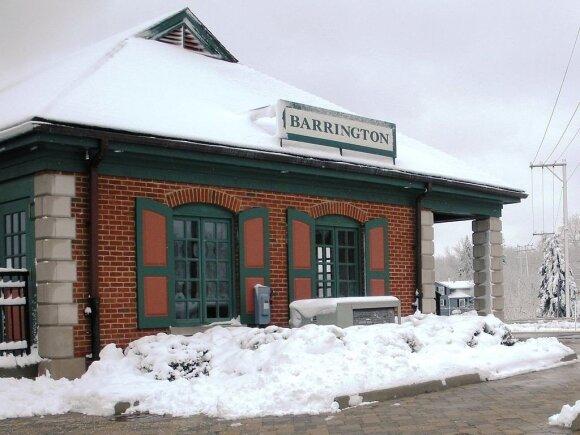 Barringtono traukinių stotis