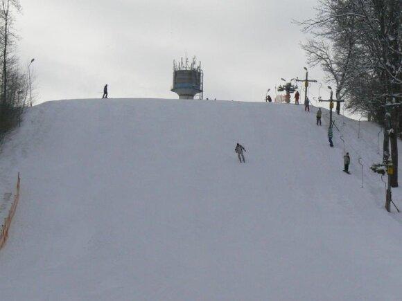 Birštono slidinėjimo centras