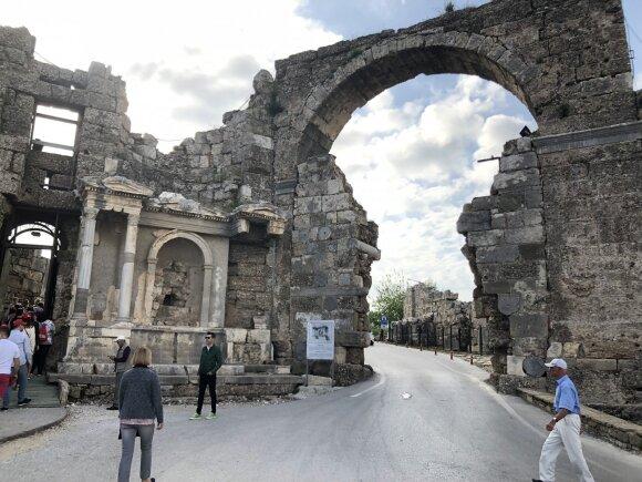 Aplankiusi populiarų kurortą, nuomonę apie poilsį Turkijoje pakeitė jau po pirmos dienos
