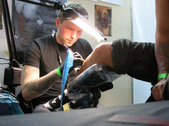 Andrius Augulis, Augis Tattoo