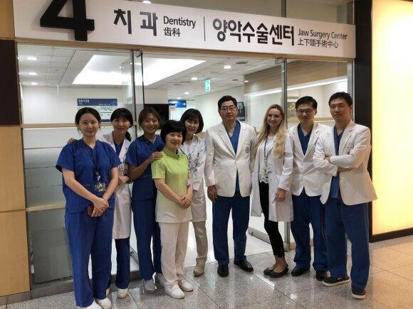 Pietų Korėjoje praktiką atlikusi medikė: kai pasakiau, kiek Lietuvoje uždirbame, jie negalėjo patikėti