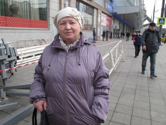 Pensininkė Sofija