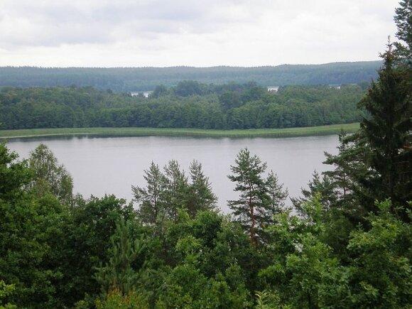 Linkmeno ežeras