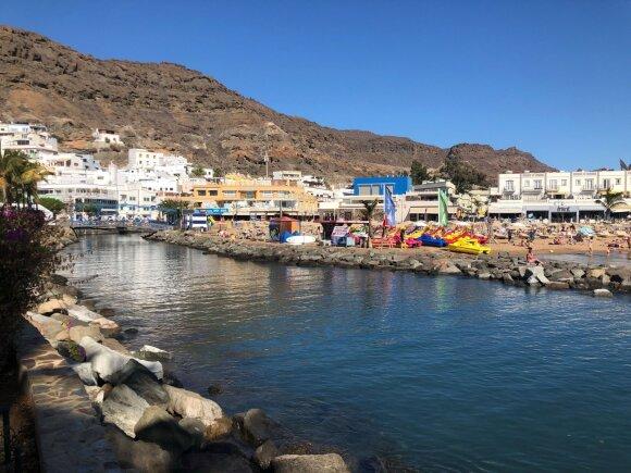 Kanarų saloje – europietiškoji Kalifornija: patiks ir šeimoms, ir ištroškusiems orgijų
