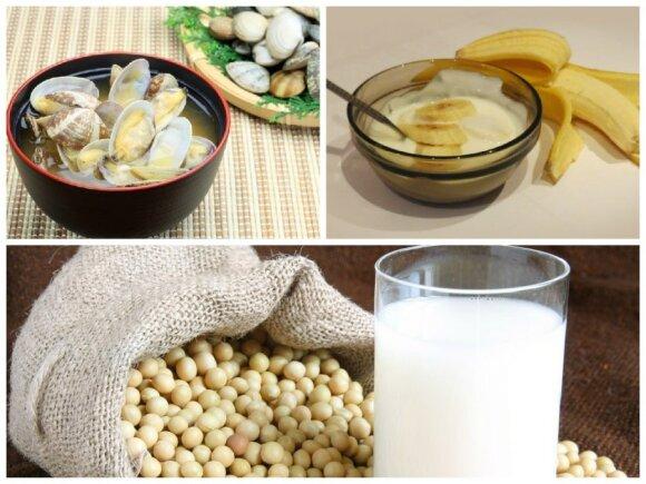 Tai, ką rekomenduojama valgyti dažniau