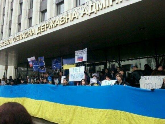 Крымский кризис: Россия наращивает военное давление