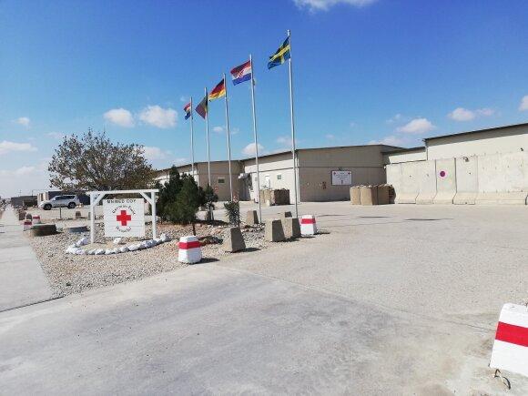 Misijoje Afganistane