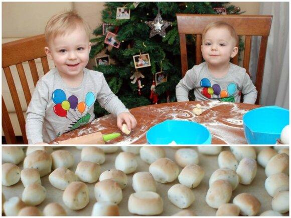 """Lauros gardžių kūčiukų receptas pavyks iš pirmo karto <sup style=""""color: #ff0000;"""">FOTO</sup>"""