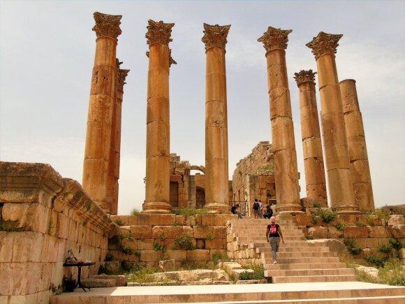 Jordanija lietuviams paliko prieštaringą įspūdį: tvarka geresnė nei Egipte, bet potencialo išnaudoti nesugeba