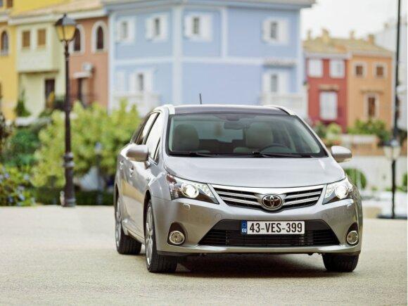 Populiariausi 2013-ųjų automobiliai Lietuvoje
