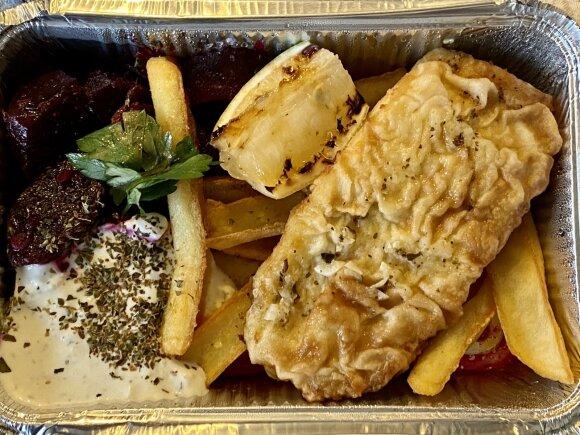 Užkalnis valgė graikų maistą ir gyrė: tinkama ir Apolonui, ir Afroditei