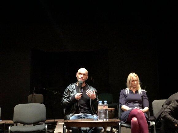 """Близится еще одна премьера в Русском драмтеатаре Литвы - """"Идиот"""""""