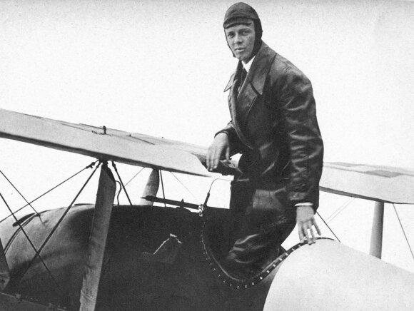 Pilotas Charlesas Lindberghas vyresnysis