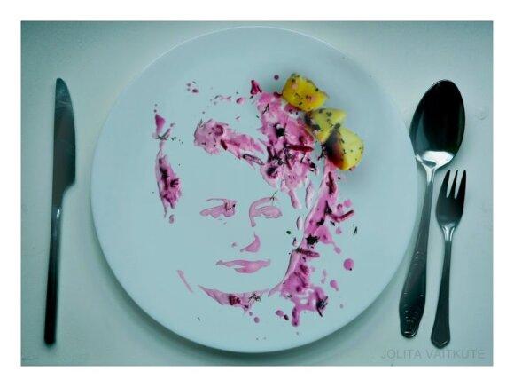 Devyniolikmetės menas: išgarsėjo tapydama maistu