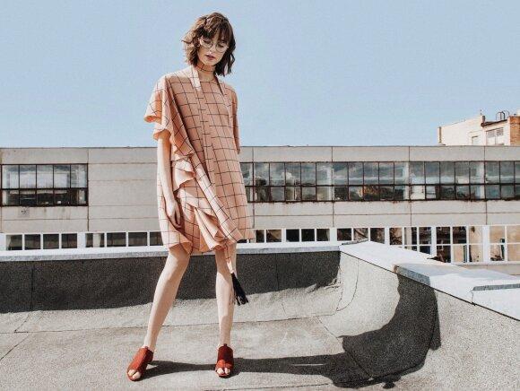 Dizainerės Tomos Jankauskaitės kolekcija 2017-ųjų vasarai