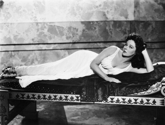 """Filmas """"Demetrijus ir Gladiatorius"""", 1954 m."""