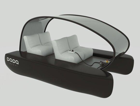 Trečio modelio koncepcija