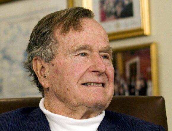 George'as H.W. Bushas