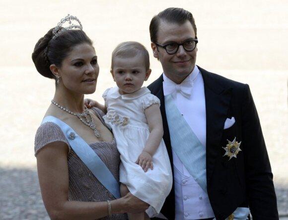 """<span style=""""color: #ff0000;"""">Oficialu:</span> Švedijos princesė paskelbė apie nėštumą"""