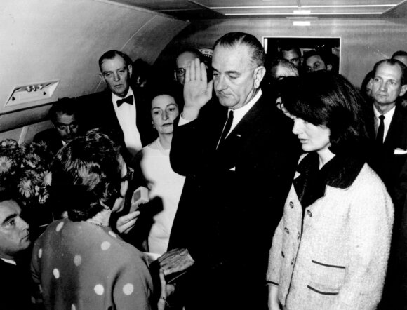 Lyndonas B. Johnsonas