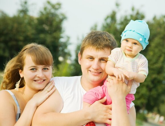 Tėvų santuokos diena lemia vaikų charakterį