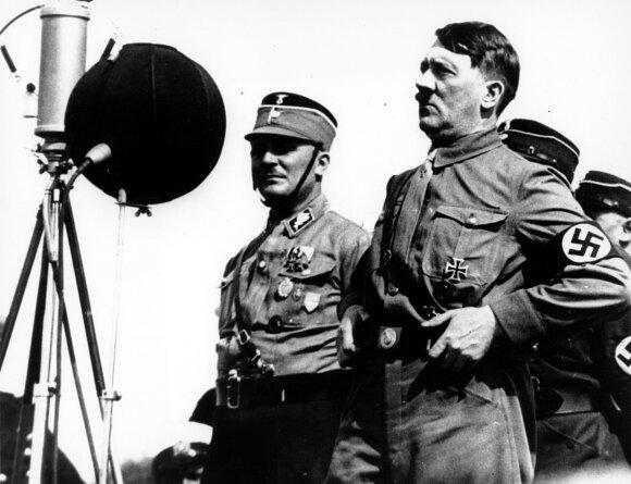 Skandalingos Trečiojo Reicho paslaptys: paviešinta, kas padėjo A. Hitleriui nusiaubti Europą