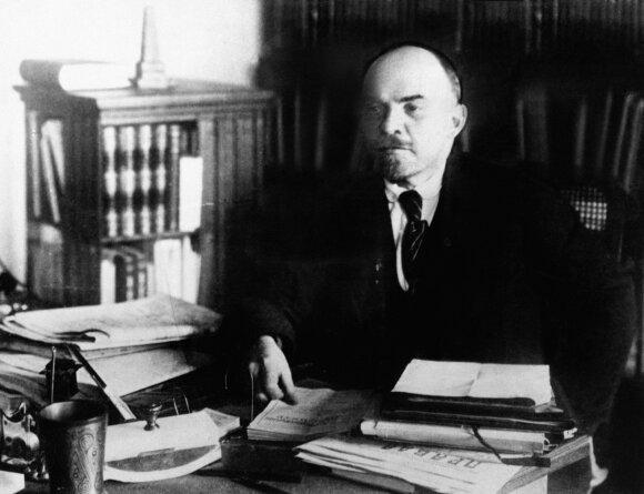 Vladimiras Leninas